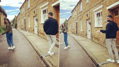 Anushka Sharma Calls Virat Kohli Her 'Fan' in Latest Instagram Post, Shares Fresh Pictures From the UK!