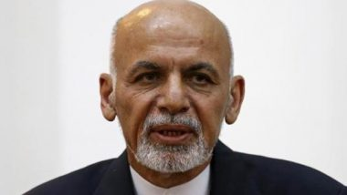 World News | Ashraf Ghani Says No Military Solution to Afghan Issue, Govt Ready to Talk with Taliban