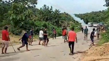 Assam-Mizoram Border Clash: IPS Officer Vaibhav Nimbalkar, Injured in Violence, Airlifted to Mumbai, Undergoes Surgery