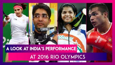 2016 Olympics Recap: PV Sindhu, Sakshi Malik Shine At Summer Games in Rio