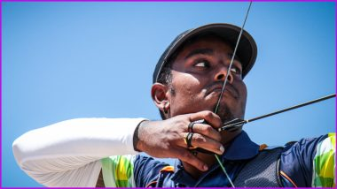 Relive Atanu Das' Sensational Shoot-Off Against Oh Jinhyek in Round of 16, Tokyo Olympics 2020 (Watch Video)
