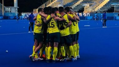 Tokyo Olympics 2020: Australia Thrash India 7-1 in Men's Hockey Team in Pool A Game