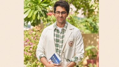 Doctor G: Ayushmann Khurrana Wraps Up Shoot for His Social-Drama Film With Rakul Preet Singh