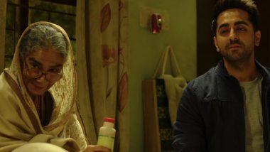 RIP Surekha Sikri: Ayushmann Khurrana Pens Down an Emotional Note for Her Badhaai Ho Co-Star