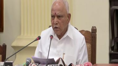 India News | 'Privileged to Be BJP's Loyal Worker': Yediyurappa Urges Everyone to Adhere to Party Ethics, Avoid Protests