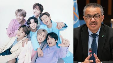 BTS Appointed As South Korea's Special Presidential Envoy for Culture, WHO Chief Congratulates Members on Twitter
