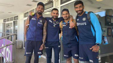 Virat Kohli 'Back at It' Ahead of Test Series Against England, Check Post