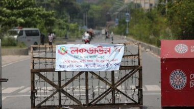 Bangladesh Extends Strict COVID-19 Lockdown Till August 5