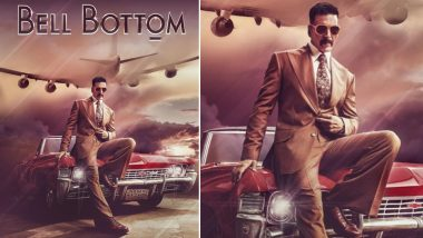Bell Bottom Box Office Collection Day 6: Akshay Kumar's Espionage Thriller Slows Down at the Ticket Window, Total Stands Rs 16.10 Crore