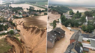 Germany Floods: 80 Dead, Over 1,000 Missing After Torrential Rains Trigger Floods in Several German States