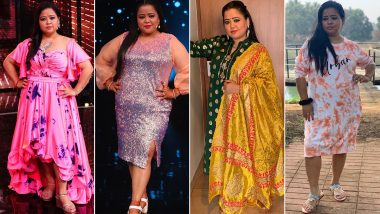 Bharti Singh Birthday Special: 7 Times the Queen of Comedy Was a Confident Fashion Stunner (View Pics)