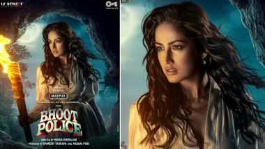 Bhoot Police: Yami Gautam Looks Ethereal As Maya In The New Poster From The Disney Plus Hotstar Movie (View Pic)