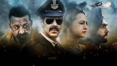 Bhuj - The Pride of India: Ajay Devgn, Sanjay Dutt and Sonakshi Sinha's War Drama To Stream on Disney+ Hotstar From August 13 (Watch Video)