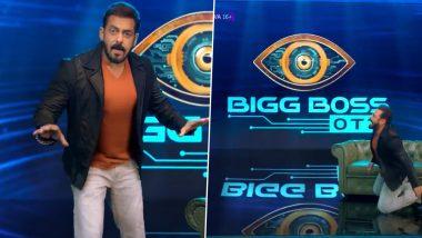Bigg Boss OTT First Promo: Salman Khan Is Back With a Crazier Season; Releasing From August 8 on Voot (Watch Video)