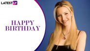 Lisa Kudrow Birthday Special: 7 Dialogues by Phoebe Buffay That Prove She Was the Coolest Character on FRIENDS