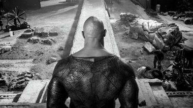 Black Adam: Dwayne Johnson Shares New BTS Still From His Superhero Film; Don't Miss the Sly Costume Sneak Peek!