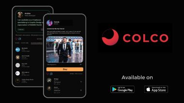 From Individual Content Creators to Big Businesses, COLCO Is a Space for All