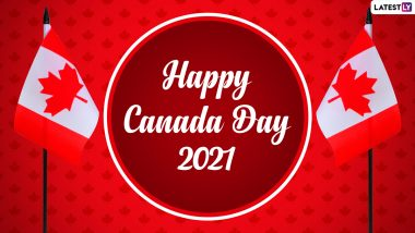 Best Canada Day 2021 Greetings: Latest Wishes, Quotes, HD Images, Wallpapers, WhatsApp and Facebook Messages to Celebrate National Day of Canada