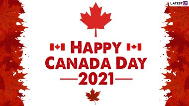 Canada Day 2021 Messages for Family and Friends: WhatsApp Greetings, Quotes, HD Images and Wallpapers to Send on July 1