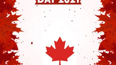Canada Day 2021 Wishes & Messages: Send Happy Canada Day Greetings to Family and Friends