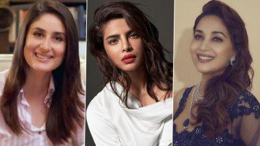 Priyanka Chopra Jonas Turns 39: Kareena Kapoor Khan, Madhuri Dixit and Other Celebs Wish the Desi Girl on Her Birthday!