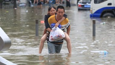 China Floods: Death Toll Rises to 58 as Heavy Rainfall Wreaks Havoc in Henan Province