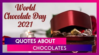 World Chocolate Day 2021: Quotes, Sayings, Images, Messages and Captions About These Sweet Wonders