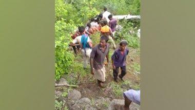 Maharashtra Chopper Crash: Pilot Killed, Woman Trainee Injured As Italian-Made Trainer Crashes in Jalgaon