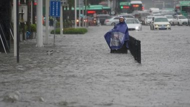 World News | 13 Construction Workers Die in Flooded Tunnel in China's Guangdong Province