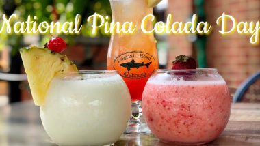 National Pina Colada Day 2021: 'If You Like Pina Coladas' Here Are Seven Fun Facts About This Beloved Cocktail In Celebration of This Day
