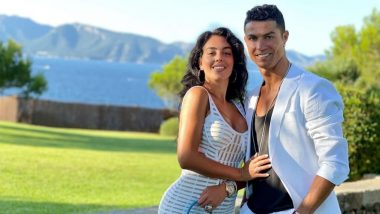 Cristiano Ronaldo Calls Girlfriend, Georgina Rodriguez, 'My Beautiful Queen' in New Instagram Post (View Pic of Hot Couple)