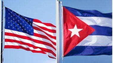 World News | Cuba Rejects US 'slanderous' Sanctions