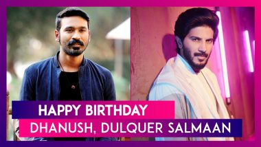 Happy Birthday Dhanush, Makers Share First Look Poster Of Maaran; Dulquer Salmaan's Best 'Birthday Gift'