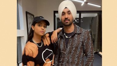 Diljit Dosanjh Pens Adorable Appreciation Post for Comedian Lilly Singh