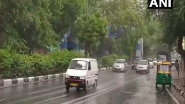 Monsoon 2021 Forecast: IMD Predicts Light to Moderate Intensity Rain in Delhi-NCR Today