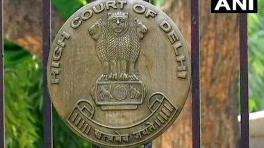 India News | HC Issues Notice to Delhi Govt and Jal Board on Petition Challenging Infrastructure Charge