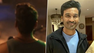 Dhanush's First Look From 'D43' Will Release on July 28 (Watch Video)