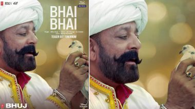 Bhuj: The Pride of India's 'Bhai Bhai' Song Teaser Starring Sanjay Dutt To Be Out on July 28!