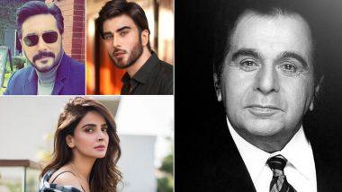 Dilip Kumar No More! Pakistani Actors Imran Abbas, Saba Qamar, Adnan Siddiqui Mourn The Loss Of The Legend Of Indian Cinema