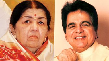 Dilip Kumar Dies at 98: Lata Mangeshkar Mourns the Loss of Her 'Yusuf Bhai', Says 'It's End of an Era'