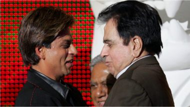 Dilip Kumar Dies at 98: Did You Know the Legend Still Holds This Amazing Guinness World Record That He Shares With Shah Rukh Khan?