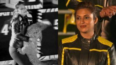 Khatron Ke Khiladi 11 Premiere Episode: Netizens Go Wow As Divyanka Tripathi Impresses In Her First Stunt!