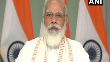 Eid-ul-Adha 2021 Wishes: PM Narendra Modi Greets People on Eid-uz-Zuha