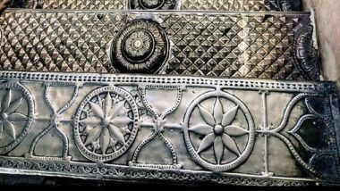 Hyderabad Businessman Donates Silver Steps to Rajasyamala Temple in Visakhapatnam