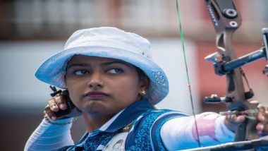 Sports News   Tokyo Olympics: Pair of Deepika, Pravin Qualify for Quarterfinals in Archery Mixed Team Event