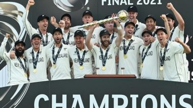 ICC Confirms New Point System, Details for Next World Test Championship 2021-23