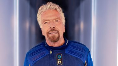 Richard Branson Space Flight Live Streaming: Know Date and Time to Watch Live Broadcast of Virgin Galactic's VSS Unity Spaceplane Launch