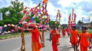 Kanwar Yatra 2021 Cancelled in Delhi in View of COVID-19 Pandemic