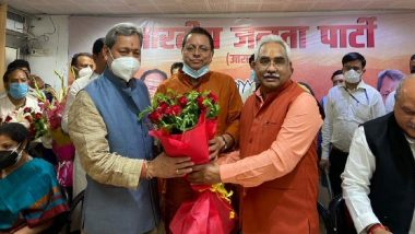 Who Is Pushkar Singh Dhami, the New Uttarakhand Chief Minister?