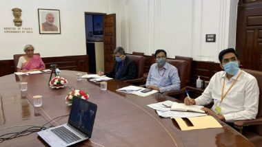 Finance Minister Nirmala Sitharaman Shares India's Preparedness and Response to COVID-19 With G-20 Panel